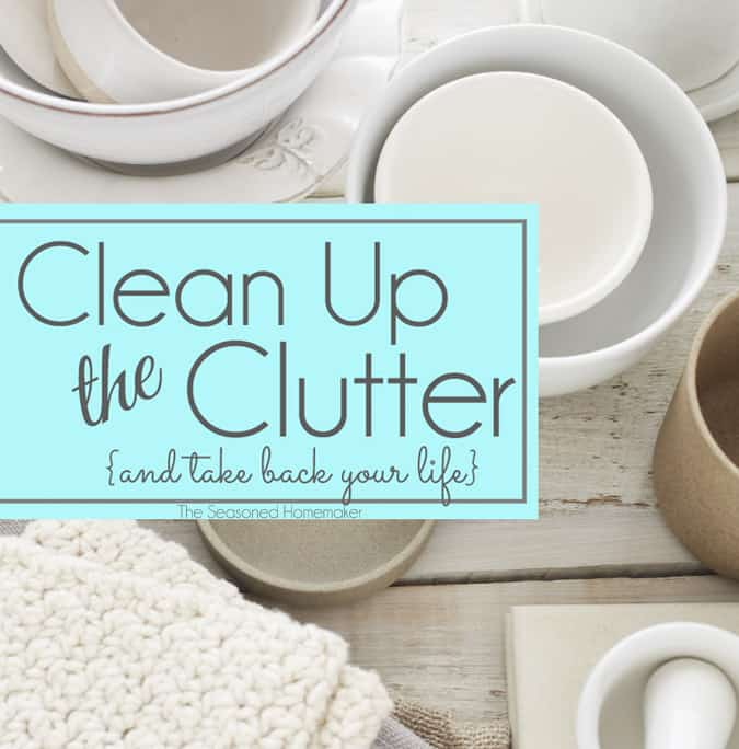 Clean Up the Clutter Challenge