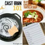 Cast Iron Ideas