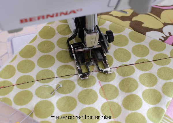You know how it's always about the details. And, when sewing with knits, the details really matter. Learn about those details and why they they make a difference.