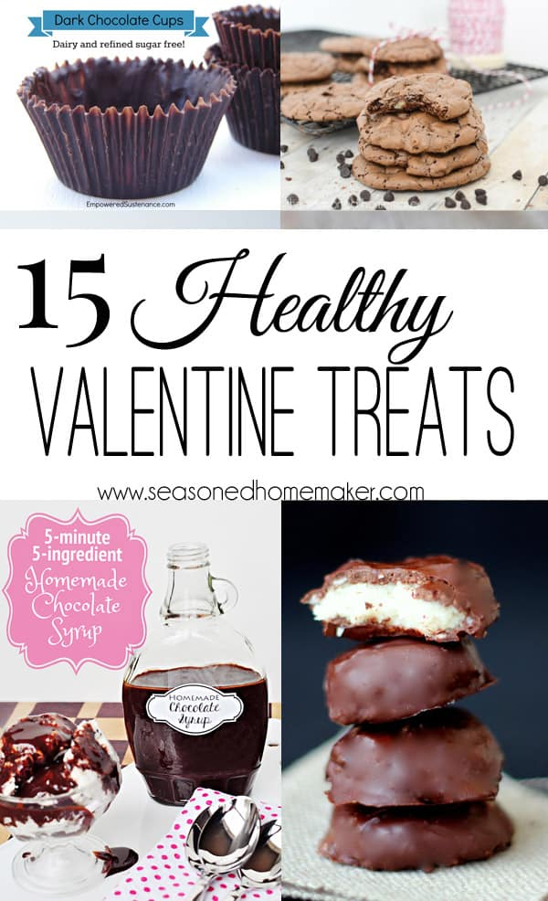 Who doesn't love a delicious dessert? How about a cookie that is good for you. This amazing collection of healthy Valentine's Day treats are about as good as it gets.