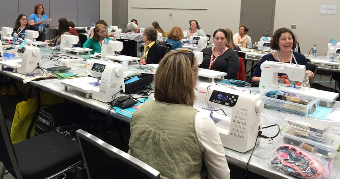 QuiltCon Modern Quilting