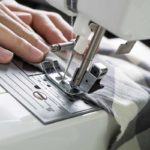 sewing on knit fabric
