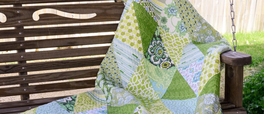 Understanding Color Value in a Quilt