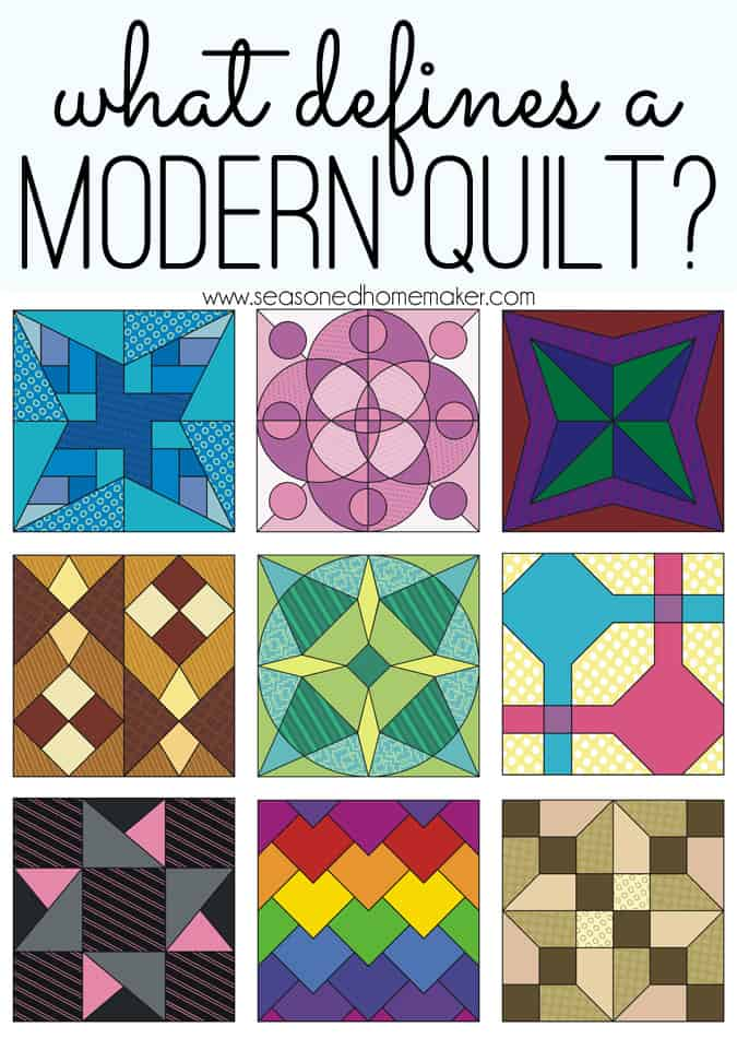 What Defines a Modern Quilt? : images of modern quilts - Adamdwight.com