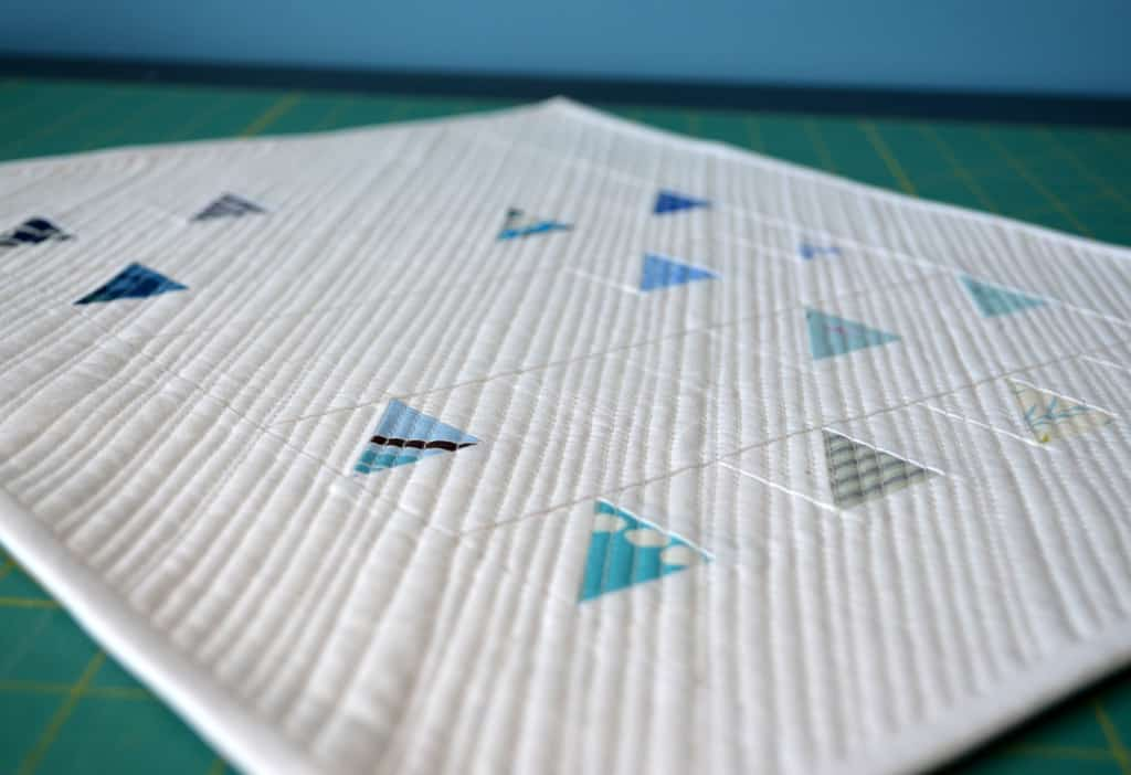 What defines a modern quilt for Spaceship quilt