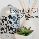 DIY Essential Oil Diffuser