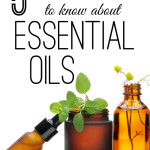Are overwhelmed by all of the information surrounding Essential Oils? Do you have safety concerns about essential oils? Do you have questions about the different chemicals in essential oils? If so, then read these 5 Important Things to Know About Essential Oils.