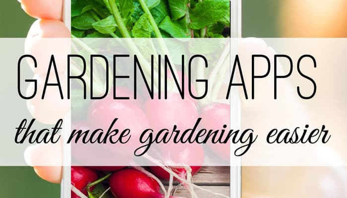 Gardening Apps That Make Gardening Easier