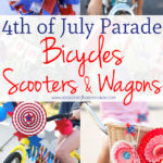 4th of July Bikes, Scooters, & Wagons