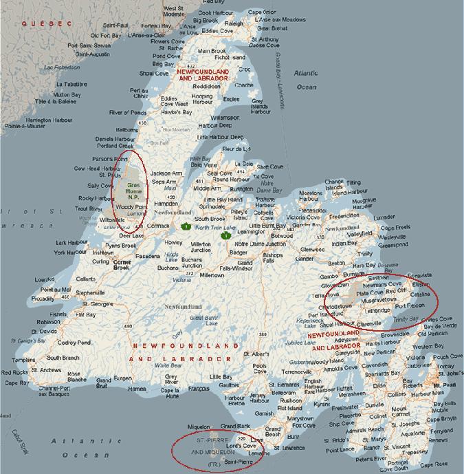 Newfoundland Canada
