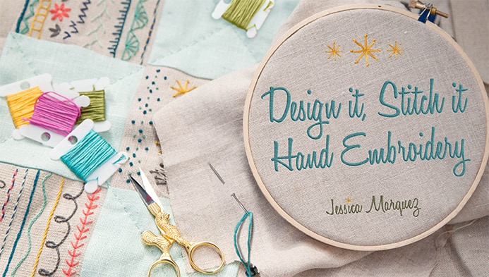 Slow Sewing is all about taking the time to hand sew projects. Whether it's hand embroidery, appliqué, or hand quilting. Slow Sewing is a way to take a break and relax with a needle and thread.