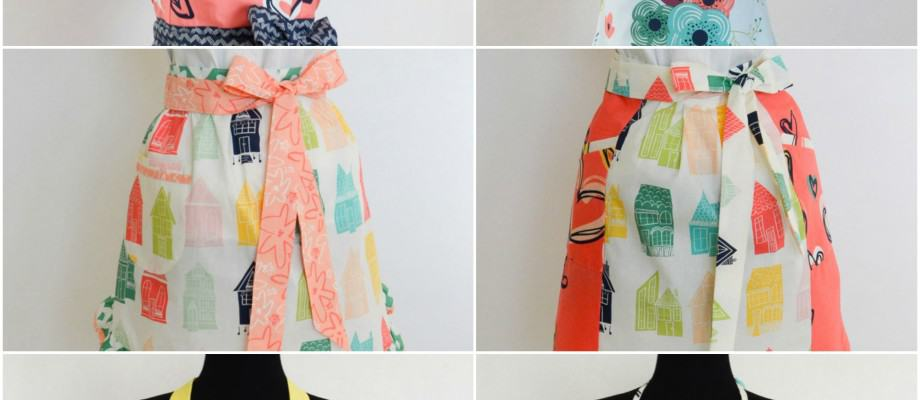 Apron Pattern Makeover