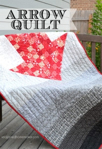 The perfect quilt for people with limited time and a small sewing space. A few simple cuts and you're ready to sew. Check out the 2-minute video that shows Simplified Quilt Basting.