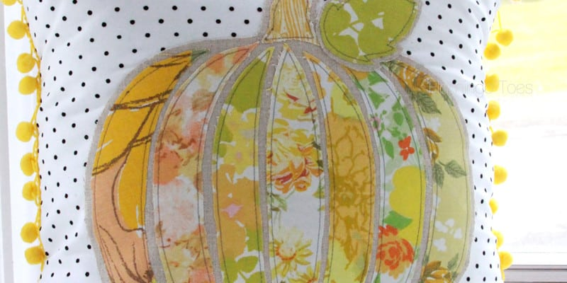 Friday Feature: Fall Pillow