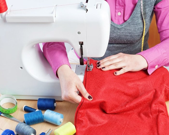 Finding the Time to Sew