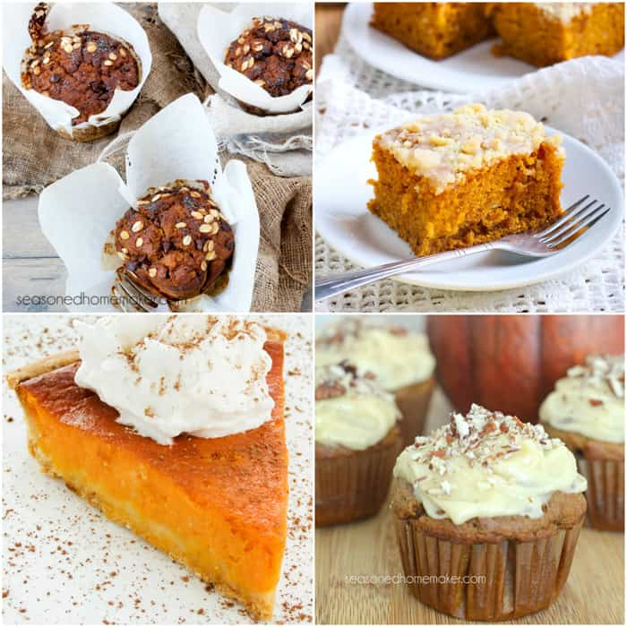 Fabulous Fall Pumpkin Desserts That Will Make You Swoon