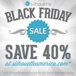 Silhouette Black Friday Sale