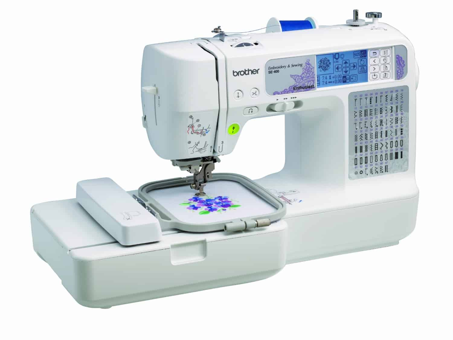 embroidery machine reviews the seasoned homemaker