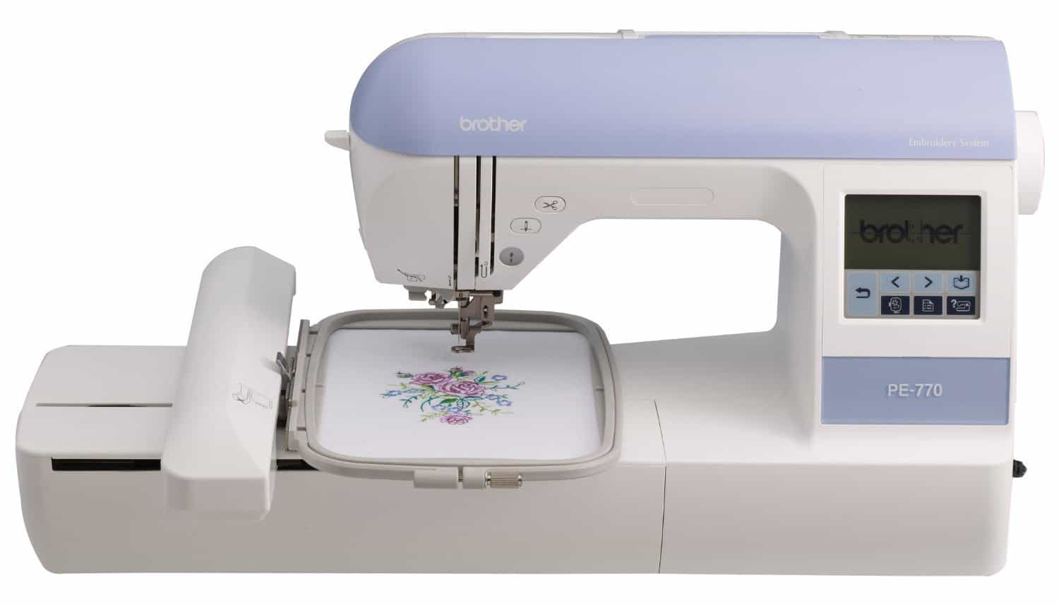 Brother PE770 Embroidery Only Machine