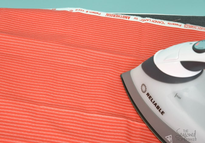 Finding the best iron for sewing and quilting can be a challenge. The iron needs to be durable, get hot and stay hot, and not spit water all over a project. I believe I've found the perfect iron for all of your sewing and quilting projects.