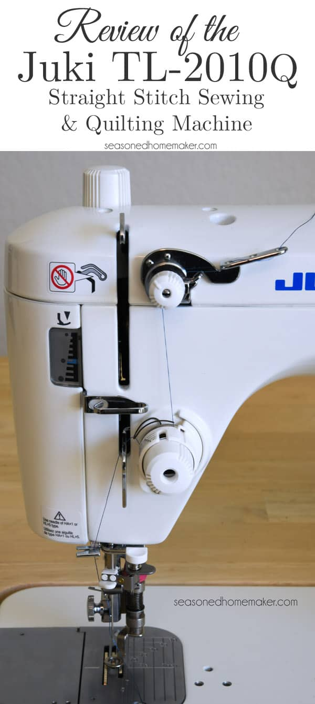 juki 2010q sewing machine