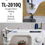 Review of the Juki TL-2010Q