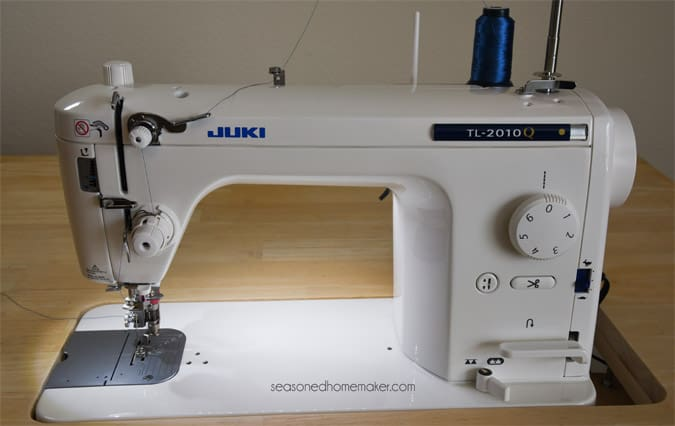 Review Of My New Juki TL40Q The Seasoned Homemaker Delectable Juki Sewing Machine Reviews