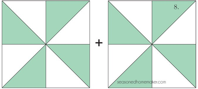 Did you know that Half Square Triangles are one of the most basic quilting blocks and can be used to create very complex blocks. From thistechnique alone a ton of designs can be created like Chevrons, Flying Geese, Herringbone, and ZigZag Path. This tutorial will explain to you about half-square triangles and how easy they are to make designs.