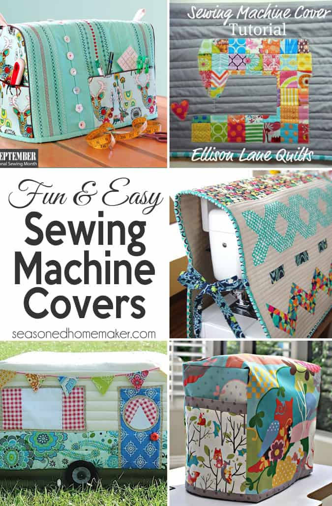 Easy Sewing Machine Projects 2018 Deals