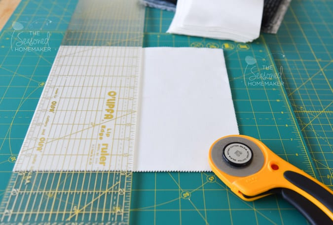 cutting up squares