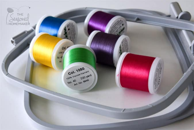 All About Thread Weight. What do those mysterious numbers on the end of a thread spool mean? What weight thread should you use for certain types of projects? Do you need to adjust your sewing machine when using certain thread weights? All these questions, and more, will be answered.