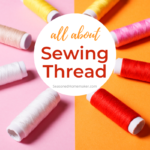sewing thread cluster