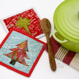 Fast & Easy Christmas Applique Set