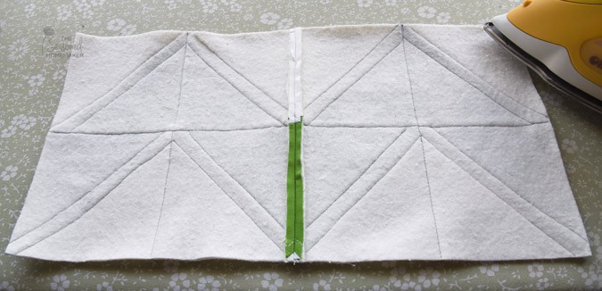 Quilt As You Go Tutorial: The Easiest Way to Machine Quilt