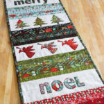 Handmade items are one of the best Christmas traditions. This Quilted Christmas Table Runner is a fast and easy Christmas quilting project that you can make in an afternoon. Best of all, it's guaranteed to become a treasured holiday tradition for your home.