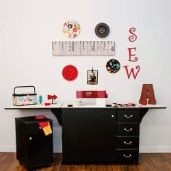 Choosing the Best Sewing Cabinet for Your Space