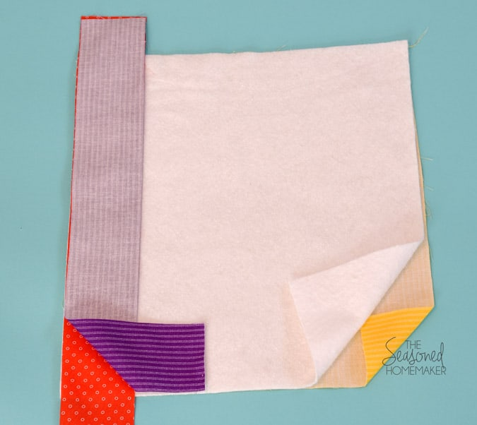 Learn how to join quilt blocks using the Quilt As You Go Method. This tutorial will show you how to join quilt pieces while at the same time quilting. All that's left to do is attach the quilt blocks and bind. Quilt As You Go is an easy way for someone with very little time or space to make any size quilt.