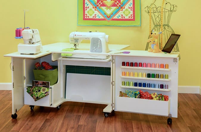 Best Sewing Room Storage