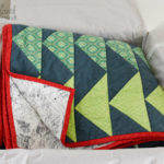 Whip up a quilt in no time with this quick and easy quilt panel. Idealfor last-minute gifts or a one-hour quilt. Start and finish a quilt in just a few hours.