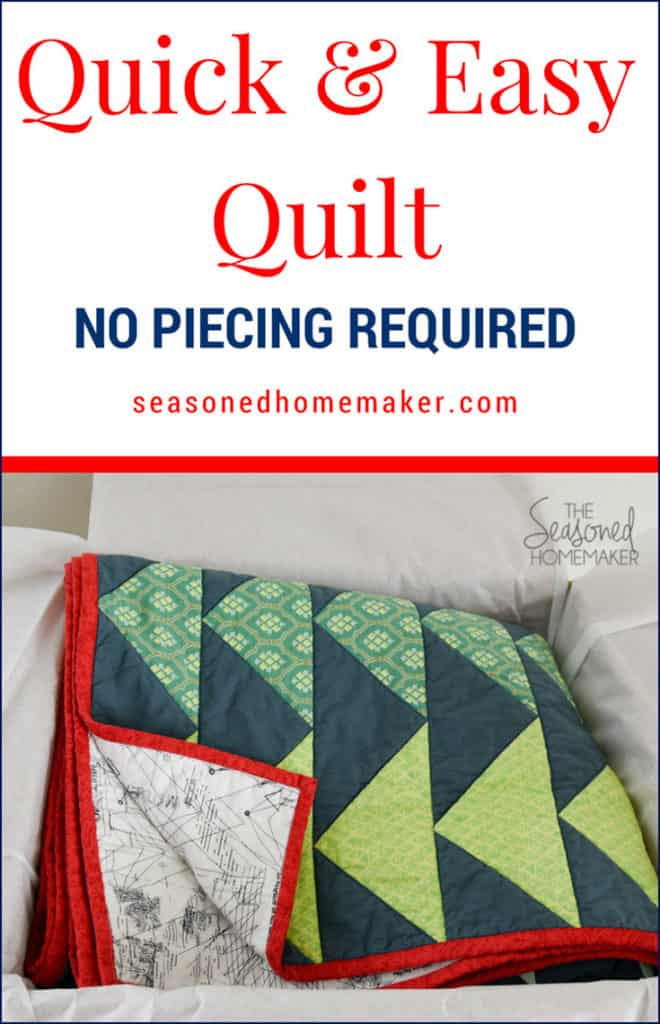 Whip up a quilt in no time with this quick and easy quilt panel. Ideal for last-minute gifts or a one-hour quilt. Start and finish a quilt in just a few hours.