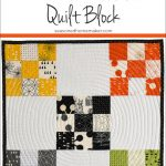 Learn How to Make a Perfect Nine Patch Quilt Block Pin