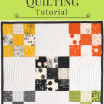 How to Spiral Quilt with a Walking Foot