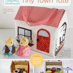 Fabric Dollhouse Pattern