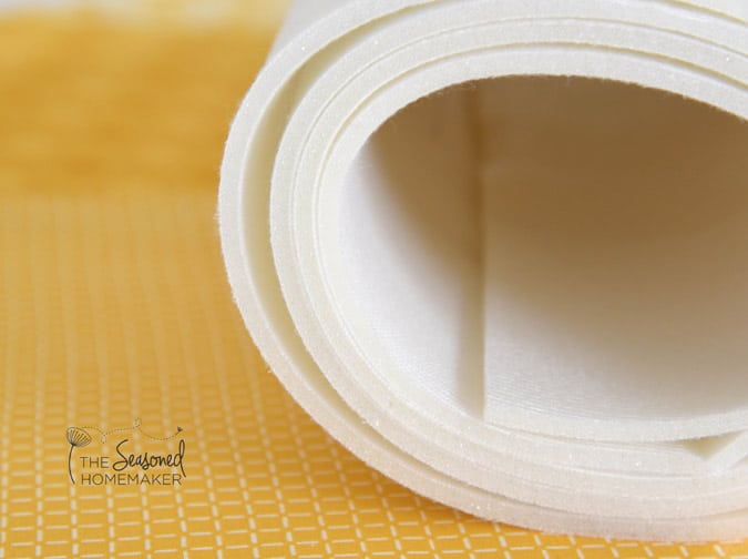 How to Use Flexible Foam Interfacing - The Seasoned Homemaker e36d86058a306