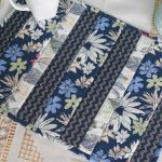 Easy Quilt As You Go Placemats