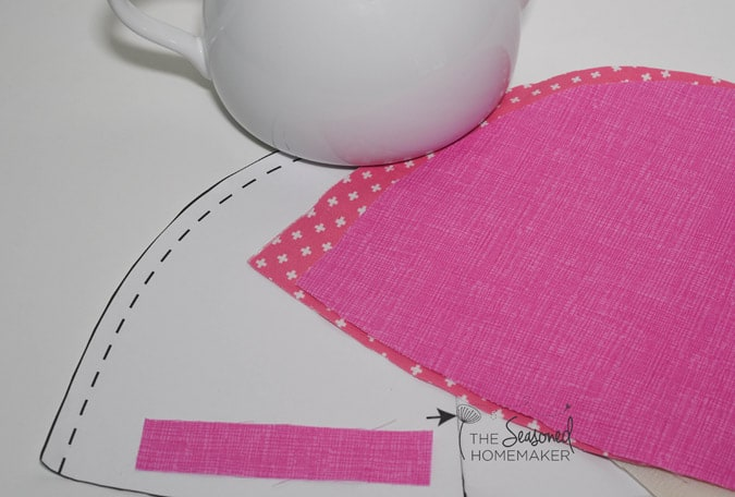 DIY Tea Cozy Tutorial - The Seasoned Homemaker