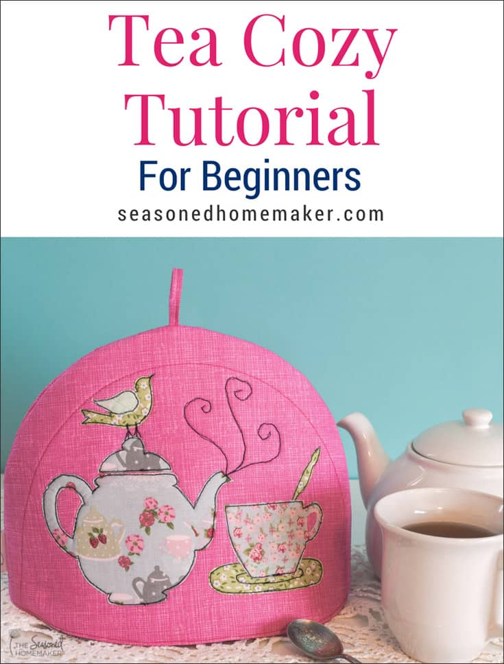 DIY Tea Cozy Tutorial