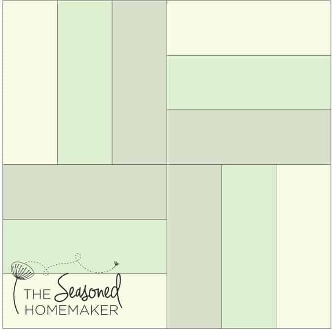 The Four-Patch Beginner Quilt Block is a powerhouse of design and is considered patchwork's best block. It's versatility is at the heart of its beauty.