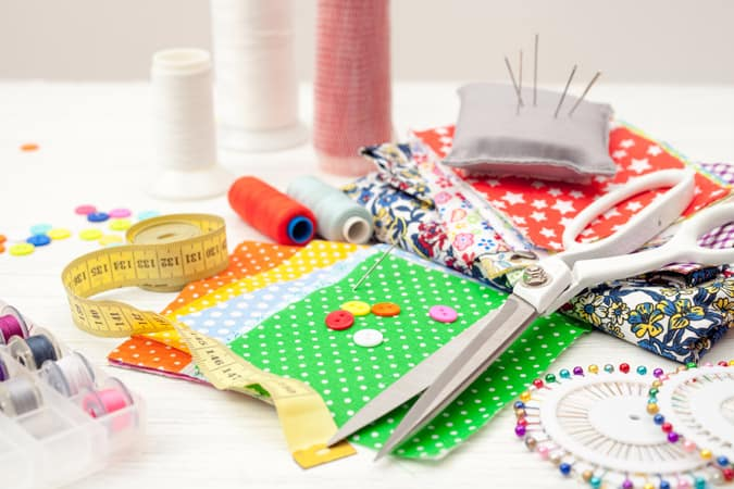 Quilting doesn't have to be expensive. There are ways to save money on quilting supplies and notions. Learn how with these Thrifty Tips for How to Quilt on a Budget.