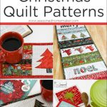 Quick & Easy Christmas Quilt Ideas